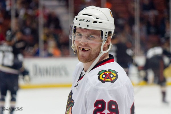 Congrats to Bickell on his wedding! (Photo: Bridget Samuels/flickr)