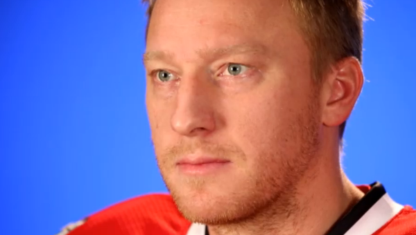 Hossa is a boss. A Bossa, if you will.