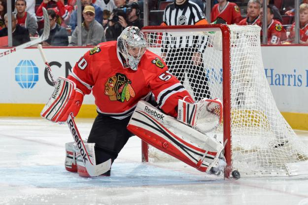 Also, Corey Crawford might be invited to Team Canada's preliminary camp?