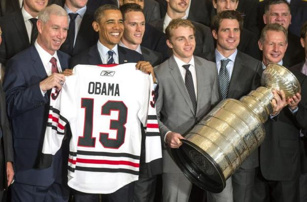 Obama > Carcillo.